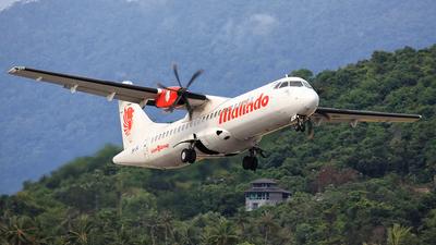 9M-LML - ATR 72-212A(600) - Malindo Air
