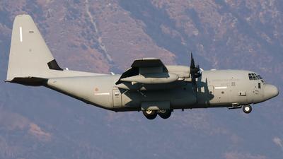 MM62185 - Lockheed Martin C-130J Hercules - Italy - Air Force
