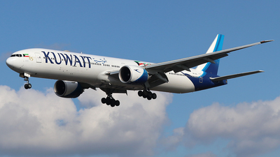 A picture of 9KAOC - Boeing 777369(ER) - Kuwait Airways - © Ferenc Kolos