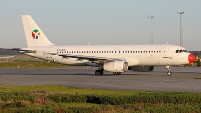 OY-JRK - Airbus A320-231 - Danish Air Transport (DAT)