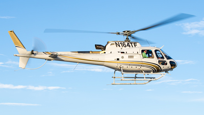 N164TF - Eurocopter AS 350B3 SuperStar - Private