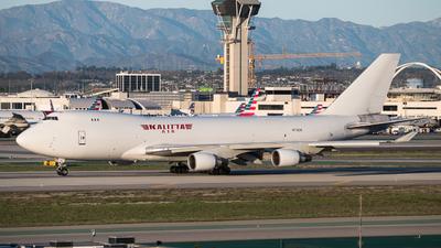 N712CK - Boeing 747-4B5F(SCD) - Kalitta Air