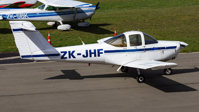ZK-JHF - Piper PA-38-112 Tomahawk II - Canterbury Aero Club