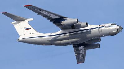 RF-78837 - Ilyushin IL-76MD - Russia - Air Force