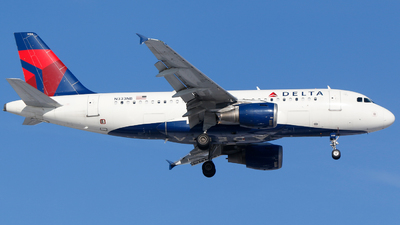 A picture of N333NB - Airbus A319114 - Delta Air Lines - © Alec Mollenhauer