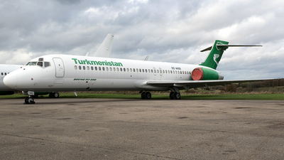 EZ-A102 - Boeing 717-22K - Turkmenistan Airlines