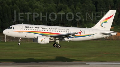 B-6426 - Airbus A319-115 - Tibet Airlines