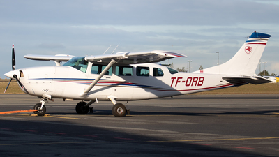 TF-ORB - Cessna 207A Stationair 8 - Eagle Air