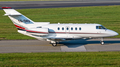 CS-DRU - Raytheon Hawker 800XPi - NetJets Europe