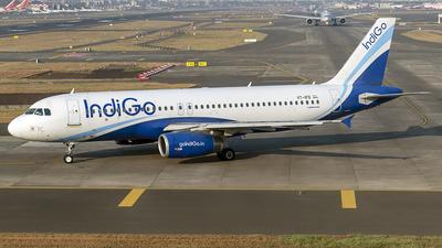 A picture of VTIFD - Airbus A320232 - IndiGo - © Sanskar nawani