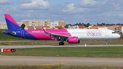 G-WUKO - Airbus A321-271NX - Wizz Air UK
