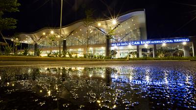 VVCR - Airport - Terminal