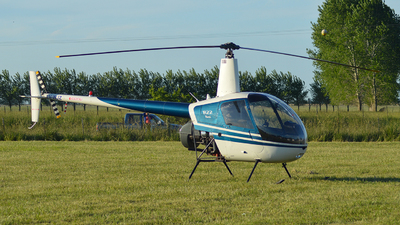 LV-WJZ - Robinson R22 Beta - Private