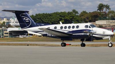 PR-ATC - Beechcraft B200 Super King Air - Sales Serviços Aéreos