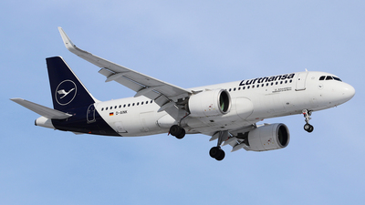 A picture of DAINK - Airbus A320271N - Lufthansa - © Jukka Hemilä