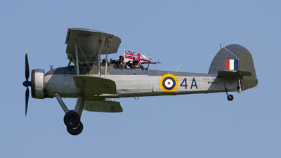 W5856 - Fairey Swordfish Mk.I - United Kingdom - Royal Navy Historic Flight