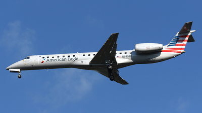 A picture of N649PP - Embraer ERJ145LR - American Airlines - © DJ Reed - OPShots Photo Team