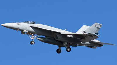 165792 - Boeing F/A-18E Super Hornet - United States - US Navy (USN)