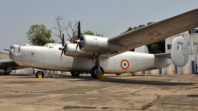HE924 - Consolidated B-24J Liberator - India - Air Force