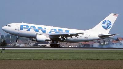 N806PA - Airbus A310-222 - Pan Am