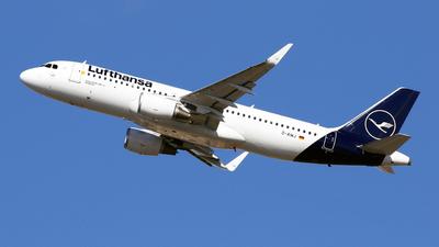 A picture of DAIWJ - Airbus A320214 - Lufthansa - © Javier Rodriguez - Amics de Son Sant Joan