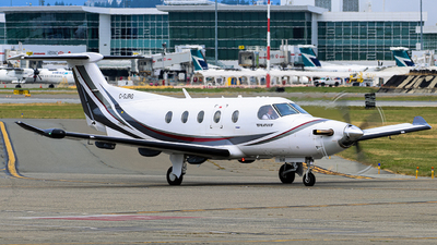 C-GJRG - Pilatus PC-12/47E - Tantalus Air