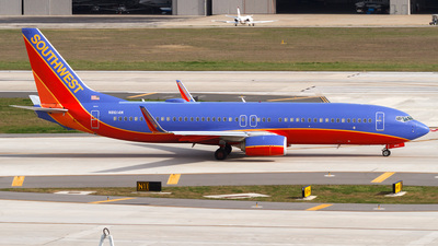 N8614M - Boeing 737-8H4 - Southwest Airlines