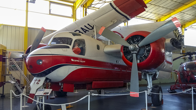 F-ZBAU - Conair S-2 Turbo Firecat - France - S�curit� Civile