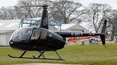G-NELS - Robinson R44 Raven - Private