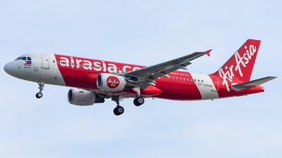 RP-C8189 - Airbus A320-216 - Philippines AirAsia