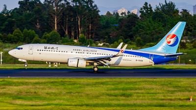 B-5456 - Boeing 737-85C - Hebei Airlines