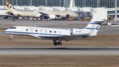 9K-GGB - Gulfstream G650 - Kuwait - Government