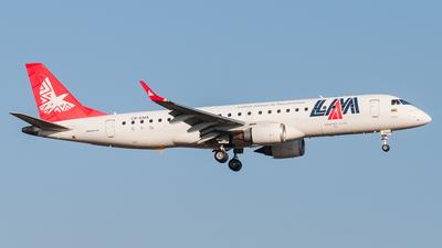 C9-EMA - Embraer 190-100IGW - Linhas Aéreas de Moçambique (LAM)
