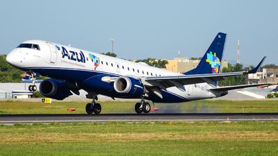PR-AZG - Embraer 190-100IGW - Azul Linhas Aéreas Brasileiras