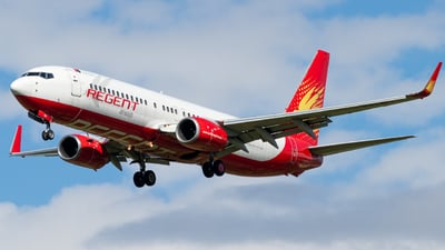 S2-AIJ - Boeing 737-8Q8 - Regent Airways