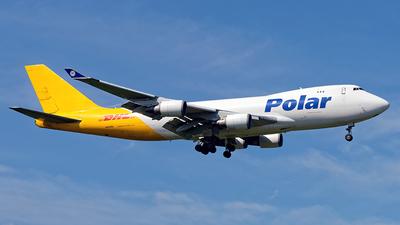 N453PA - Boeing 747-46NF(SCD) - Polar Air Cargo