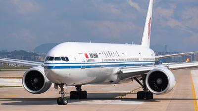 A picture of B2031 - Boeing 77739L(ER) - Air China - © Shiori Daredemo Daisuki