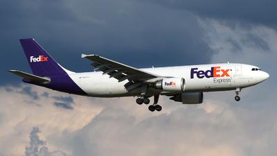 N689FE - Airbus A300F4-605R - FedEx