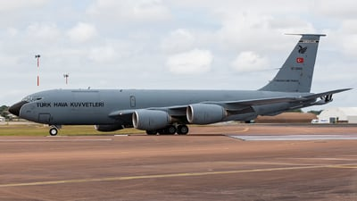57-2609 - Boeing KC-135R Stratotanker - Turkey - Air Force