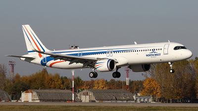 RA-73027 - Airbus A321-251NX - North-West Aircompany