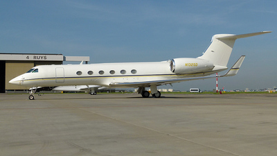 N132SD - Gulfstream G-V - Private