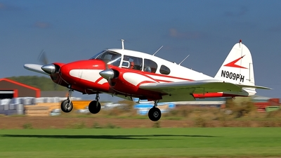 N909PH - Piper PA-23-160 Apache - Private