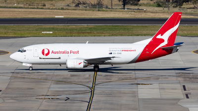 A picture of VHXMO - Boeing 737376(SF) - Qantas - © Nicholas Kimura