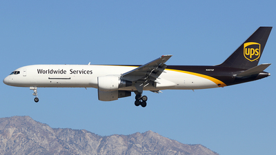 A picture of N407UP - Boeing 75724APF - UPS Airlines - © AviaStar Photography
