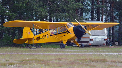 OH-CPG - Piper J-3C-65 Cub - Private