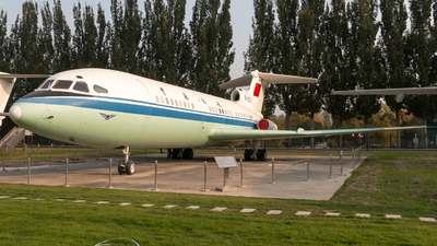 B-2207 - Hawker Siddeley HS-121 Trident 2 - Civil Aviation Administration of China (CAAC)