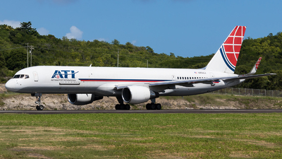 N751CX - Boeing 757-2Q8(PCC) - Air Transport International (ATI)