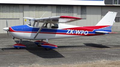 ZK-WPO - Cessna 172A Skyhawk - Private