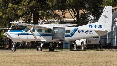 A picture of VHFGQ - Cessna 208 Caravan - [20800251] - © Jayden Laing