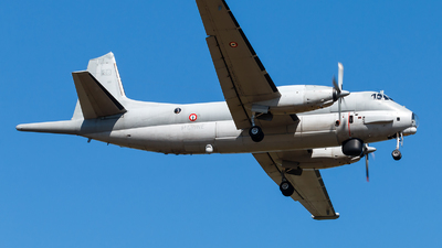 28 - Dassault-Breguet Atlantique 2 - France - Navy